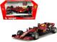 Ferrari SF1000 #5 Sebastian Vettel Tuscan GP Formula One F1 2020 Ferrari's 1000th Race 1/43 Diecast Model Car Bburago 36823 SV