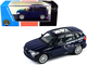 BMW X5 G05 Sunroof Tanzanite Blue Metallic 1/64 Diecast Model Car Paragon PA-55182