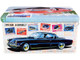 Skill 2 Model Kit 1953 Studebaker Starliner USPS United States Postal Service Themed Collectible Tin Box 3-In-1 Kit 1/25 Scale Model AMT AMT1251