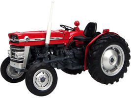 Massey Ferguson 135 Tractor Red 1/32 Diecast Model Universal Hobbies UH2785