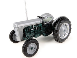 1954 Ferguson TO 35 Launch Edition Gray Green Metallic 1/32 Diecast Model Universal Hobbies UH4988