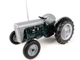 1954 Ferguson TO 35 Launch Edition Gray Green Metallic 1/32 Diecast Model Universal Hobbies UH4988