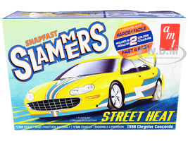 Skill 1 Snap Model Kit 1998 Chrysler Concorde Street Heat Slammers 1/25 Scale Model AMT AMT1227 M