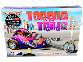 Skill 2 Model Kit Torque Trike Trick Trikes Series 1/25 Scale Model MPC MPC897