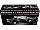 1969 Ford Mustang BOSS Gasser Show Stopper Triple Gloss Black Limited Edition 396 pieces Worldwide 1/18 Diecast Model Car GMP 18932