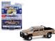 2017 Chevrolet Silverado 1500 Pickup Truck Brown Metallic Washington State Department of Fish & Wildlife Police Hot Pursuit Series 37 1/64 Diecast Model Car Greenlight 42950 E