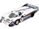 Porsche 956 #1 Ickx Bell 2nd Place 24H Le Mans 1983 1/18 Model Car Spark 18S425