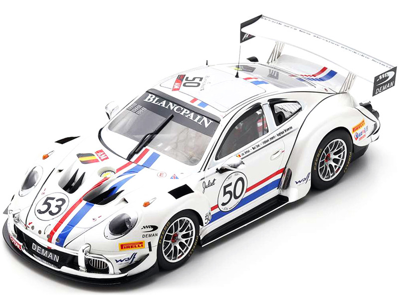 Porsche Cup MR #50 1969 Tribute 24H Spa 2019 Limited Edition 500 pieces Worldwide 1/18 Model Car Spark 18SB014