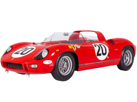 Ferrari 275P #20 Winner 24H Le Mans 1964 1/18 Model Car LookSmart LS18LM00