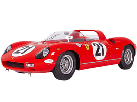Ferrari 250P #21 24H Le Mans 1963 1/18 Model Car LookSmart LS18LM06