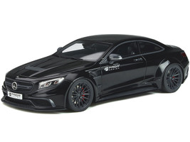 Mercedes Benz PRIOR Design PD75SC Obsidian Black Limited Edition 999 pieces Worldwide 1/18 Model Car GT Spirit GT297