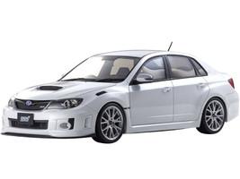 Subaru Impreza STI S206 RHD Right Hand Drive White 1/18 Model Car Otto Mobile Kyosho OTM873