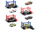 Model Kit 4 piece Car Set Release 36 Limited Edition 7200 pieces Worldwide 1/64 Diecast Model Cars M2 Machines 37000-36