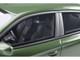 Dodge Charger SRT Hellcat Widebody Green Metallic Matt Black Hood 1/18 Model Car GT Spirit GT303