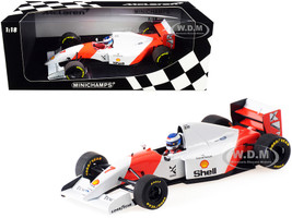 McLaren Ford MP4/8 #7 Mika Hakkinen Formula One F1 Japanese Grand Prix 1993 Limited Edition 302 pieces Worldwide 1/18 Diecast Model Car Minichamps 530931837