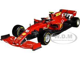 Ferrari SF1000 #16 Charles Leclerc Tuscan GP Formula One F1 2020 Ferrari's 1000th Race 1/18 Diecast Model Car Bburago 16808