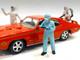 Hazmat Crew Figurine IV 1/18 Scale Models American Diorama 76270