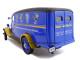 1935 Chevrolet Canopy Truck Blue Truck With Accessories 1/24 Diecast Model Unique Replicas 18621