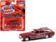 1976 Buick Estate Wagon Independence Red 1/87 HO Scale Model Car Classic Metal Works 30610