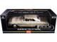 1964 Ford Galaxie 500 XL Hardtop Chantilly Beige 1/18 Diecast Model Car Sunstar 1436