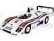 Porsche 936 #6 Bob Wollek Jurgen Barth Jacky Ickx 2nd Place Martini Racing Porsche System 24H Le Mans 1978 Competition Series 1/18 Diecast Model Car Solido S1805601