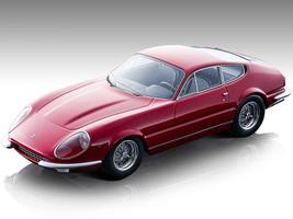 1967 Ferrari 365 GTB/4 Daytona Prototipo Gloss Red Mythos Series Limited Edition 200 pieces Worldwide 1/18 Model Car Tecnomodel TM18-128A