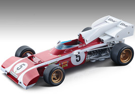 Ferrari 312 B2 #5 Jacky Ickx Formula One F1 South Africa GP 1972 Mythos Series Limited Edition 215 pieces Worldwide 1/18 Model Car Tecnomodel TM18-194D