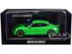 2020 Porsche Taycan Turbo S Bright Green Limited Edition 336 pieces Worldwide 1/43 Diecast Model Car Minichamps 410068471