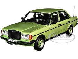 1984 Mercedes Benz 200 AMG Bodykit Silvergreen Metallic 1/18 Diecast Model Car Norev 183795