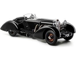 1932 Mercedes Benz SSK Trossi The Black Prince 1/18 Diecast Model Car CMC M-225