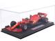 Ferrari SF1000 #5 Sebastian Vettel F1 Formula One Austrian GP Red Bull Ring 2020 DISPLAY CASE Limited Edition 100 pieces Worldwide 1/18 Diecast Model Car by BBR BBR201805DIE
