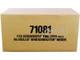 Kenworth T880 SFFA McNeilus Bridgemaster Concrete Mixer White Transport Series 1/50 Diecast Model Diecast Masters 71081