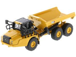 CAT Caterpillar 745 Articulated Dump Truck High Line Series 1/125 Diecast Model Diecast Masters 85548