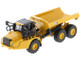 CAT Caterpillar 745 Articulated Dump Truck High Line Series 1/125 Diecast Model Diecast Masters 85548