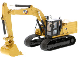 CAT Caterpillar 336 Next Generation Hydraulic Excavator High Line Series 1/87 HO Diecast Model Diecast Masters 85658