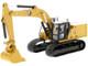 CAT Caterpillar 336 Next Generation Hydraulic Excavator High Line Series 1/87 HO Diecast Model Diecast Masters 85658
