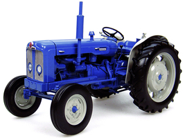 Fordson Super Major New Performance Blue 1/16 Diecast Model Universal Hobbies UH2780