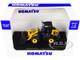 Komatsu WA100M-8 Wheel Loader 1/50 Diecast Model Universal Hobbies UH8145