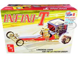 Skill 2 Model Kit Infini-T Custom Dragster 1/25 Scale Model AMT AMT1258