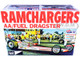 Skill 2 Model Kit Ramchargers AA/Fuel Dragster 1/25 Scale Model MPC MPC940