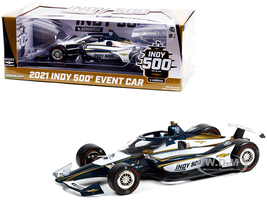 IndyCar Event Car 105th Running of the Indianapolis 500 2021 1/18 Diecast Model Car Greenlight 11111