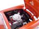 1956 Ford Thunderbird Red 1/24 Diecast Car Unique Replicas 18505