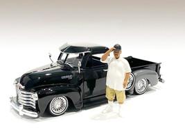 Lowriderz Figurine II 1/18 Scale Models American Diorama 76274