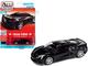 2020 Chevrolet Corvette C8 Stingray Black Sports Cars Limited Edition 13904 pieces Worldwide 1/64 Diecast Model Car Autoworld 64312 AWSP065 A