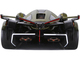 Lamborghini V12 Vision Gran Turismo Matt Green Metallic 1/18 Diecast Model Car Maisto 31454