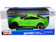 2020 Ford Mustang Shelby GT500 Bright Green 1/24 Diecast Model Car Maisto 31532