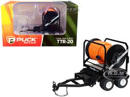 Puck TTR-20 Turntable Hose Reel with Hose 1/64 Diecast Model SpecCast PCK001