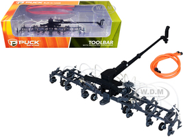 Puck Front Wheel Assist Dietrich Toolbar Mounted Swingarm Two Hoses 1/64 Diecast Model SpecCast PCK003