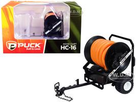 Puck HC-16 Hose Cart with Hose 1/64 Diecast Model SpecCast PCK006