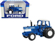 Ford TW-35 Tractor FWA Duals Blue White Top 1/64 Diecast Model SpecCast ZJD1899
